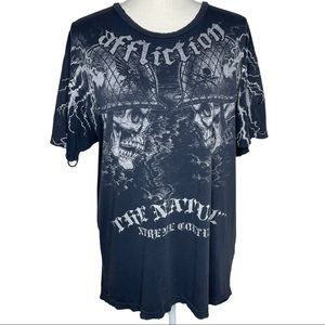 Affliction Signature Series Randy Couture T-Shirt